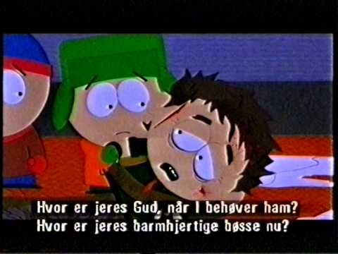 South Park - Where is your god now?