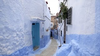 The Blue City of Chefchaouen, Morocco