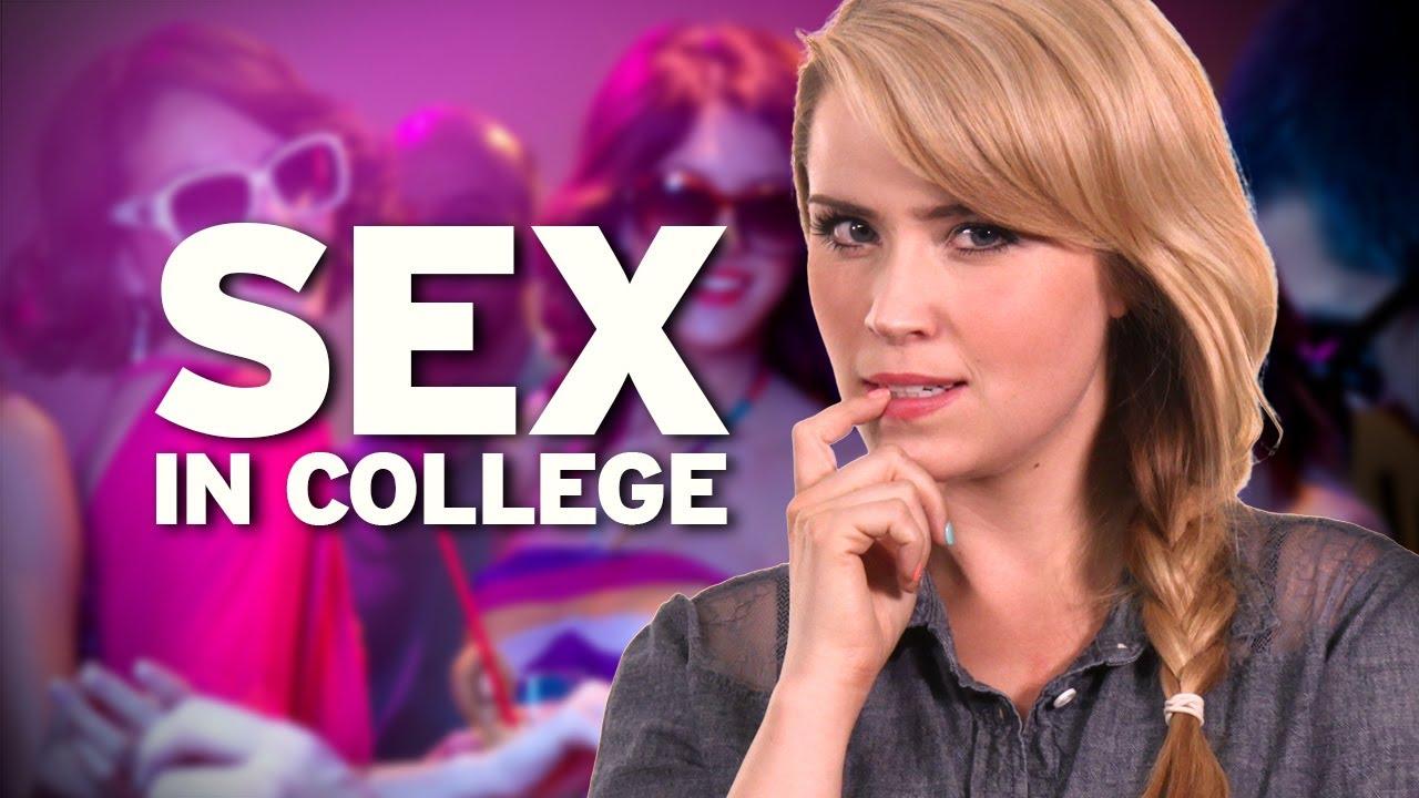 College sex web cam