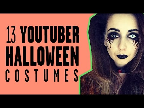 The Best YouTuber Halloween Costumes of All Time | POPSUGAR Mashups