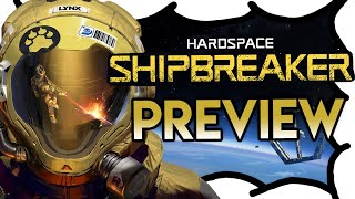 Hardspace: Shipbreaker Gameplay Preview | MrWoodenSheep (Video Game Video Review)
