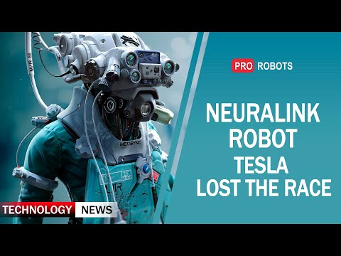 Robot to implant Elon Musk brain chip | Tesla lost the race | Technology News