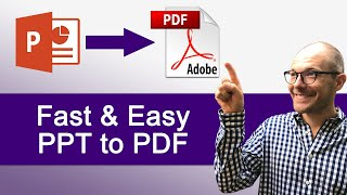How To Convert PowerPoint to PDF (Step-by-Step)