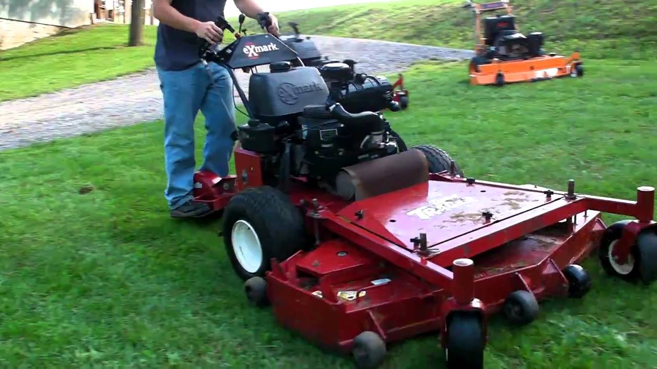 Exmark 60 Turf Tracer Commercial Mower FOR SALE