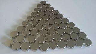 Неодимовые магниты. Мое ИМХО(Мой опыт использования неодимовых магнитов. Скидка со всех товаров на АлиЭкспресс 7%: http://bit.ly/1GKZoBw Еще у меня..., 2013-04-02T07:10:47.000Z)