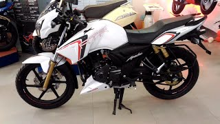 TVS Apache rtr 180 Race Edition 2018 Down Payment 25000