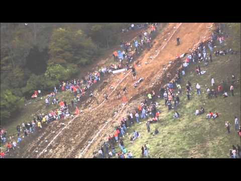 Grandma Does Hillclimb Crash Devils Staircase 2013