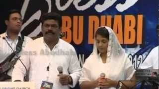 Malayalam,Tamil & English Worship Songs - Biju Kumbanad, Liji Yesudas and Alina.
