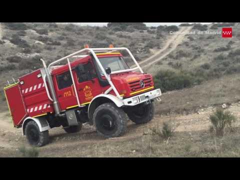 Así se han preparado los nuevos bomberos de la Comunidad de Madrid