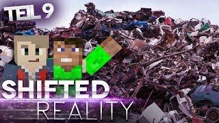 ENDLOSE SUCHE AUF DEM SCHROTTPLATZ | Minecraft SHIFTED REALITY #9 | mit Dner & Herr Bergmann