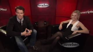 Unscripted with Kristen Bell and Josh Duhamel
