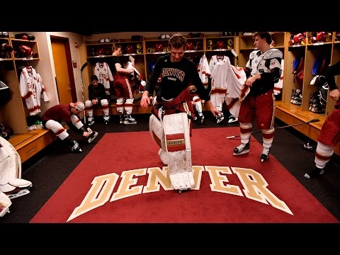How Jim Montgomery has turned the Denver Pioneers into an NCAA hockey title contender