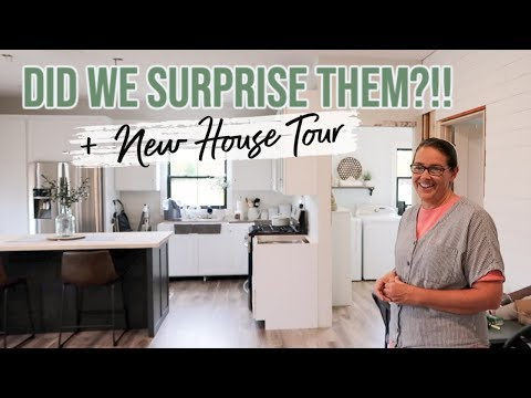 OHIO VLOG | FARMHOUSE STYLE HOME TOUR 2019 #MENNONITEFAMILY
