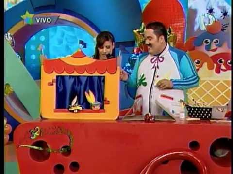 Artix nos ense a a crear un divertido teatrin 03 09 11 - Videos de art attack manualidades ...