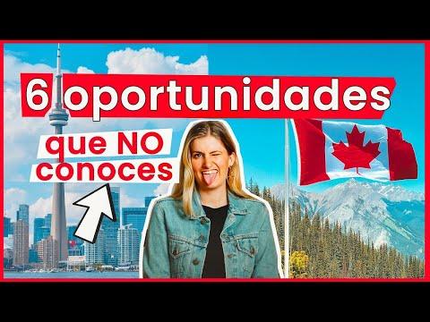 VIVIR EN CANADÁ: 6 OPORTUNIDADES PARA ESTUDIAR Y TRABAJAR