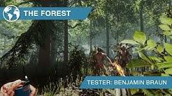 The Forest: Überlebenskampf auf der Kannibaleninsel (Review, German)