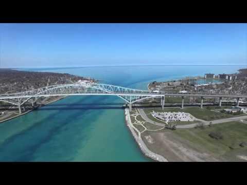 Sarnia Drone Flight