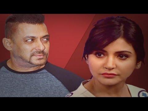 Salman Khan is UPSET with Sultan co-star Anushka Sharma ?