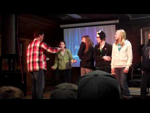youth group dating games