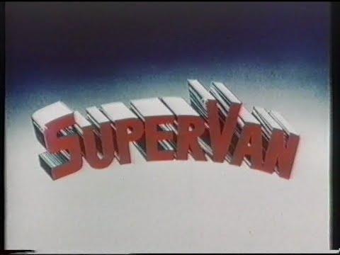 Supervan (1977) - Deutscher Kinotrailer