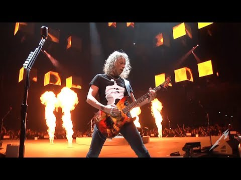 Metallica: Fuel (London, England - October 22, 2017)