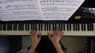 AMEB Piano Series 18 Grade 6 C3 Severac Mimi se Deguise en 'Marquise' En Vacances No.4 by Alan