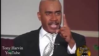 Apostle Gino Jennings  - Christianity is a lie (What religion is Gino Jennings?)
