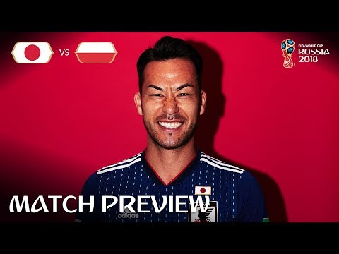 Maya YOSHIDA (Japan) - Match 47 Preview - 2018 FIFA World Cup™