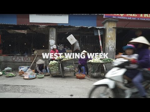 "Thumbnail: West Wing Week: 05/29/16 or, ""Need a Little Beat?"""