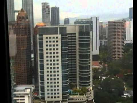 The Westin Hotel Executive room Kuala Lumpur Italians79 in Malaysia