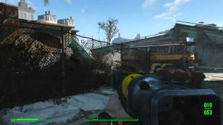 Fallout 4 - Getting to Goodneighbors