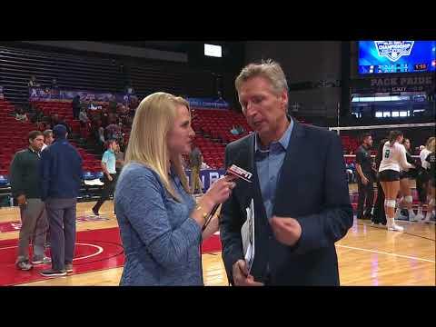 Championship Match: Jozsef Forman ESPN3 Postmatch Interview