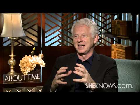 About Time's Director Richard Curtis Talks New Movie & Life - Celebrity Interview