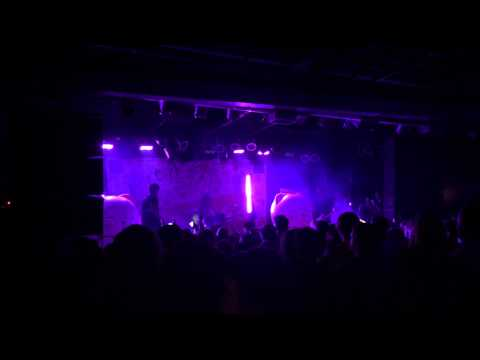 Trash Talking Love-The Ready Set Live @ The Bottom Lounge, Chicago [Oct 26, 2014]