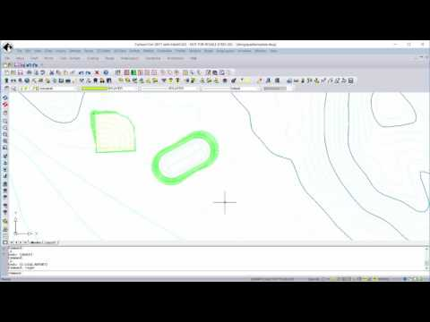 Creating Standard Shapes in Carlson 2017