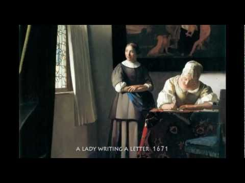 Jan Vermeer and the Camera Obscura