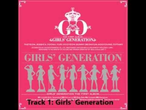 Girls' Generation (SNSD) - 소녀시대 (Girls' Generation) {Full Album}