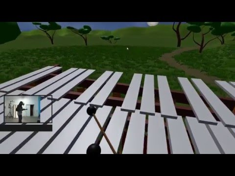 Marimba VR - Hacker Edition - First Tech Demo