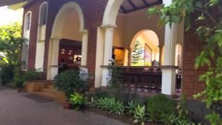 Дорога от отеля Ala Goa до пляжа(Дорога от отеля Ala Goa до пляжа. Поселок Беталбатим. Южный Гоа. Индия., 2015-12-13T17:02:42.000Z)