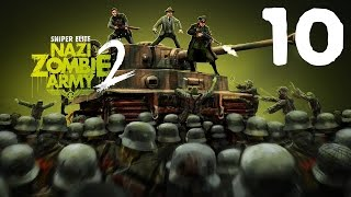 Nazi Zombie Army 2 - Part 10 - I Like Trains