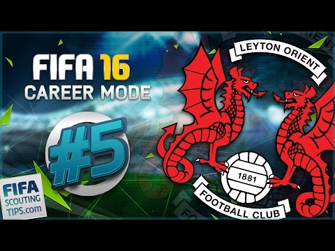 ORIENT EXPRESS | S1 EP5: HAT-TRICK HERO! | FIFA 16 career mode
