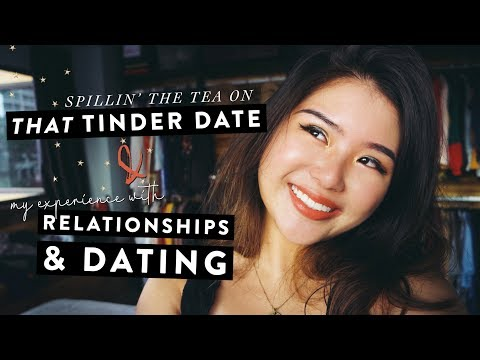 STORYTIME: TINDER DATE UPDATE + Dating & Relationships | Grwm