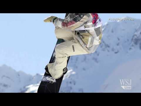 American Snowboarder Kotsenburg Wins Slopesyle Gold