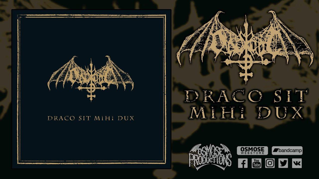 ONDSKAPT Draco Sit Mihi Dux (Full Album)