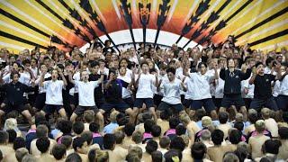 Haka - Gisborne Intermediates performance at Schools Maori Cultural Festival