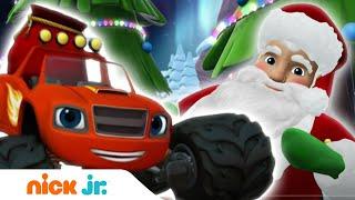 Вспыш и чудо-машинки | Рождественская чудо-машина | Nick Jr. Россия