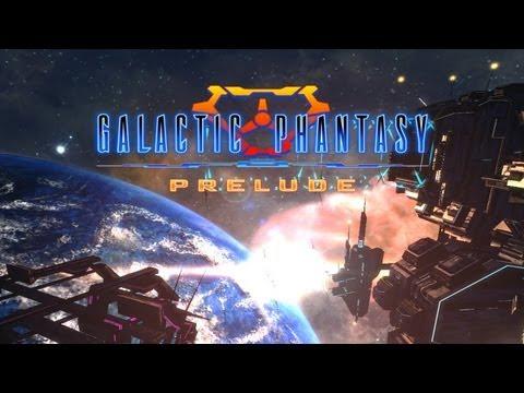 Galactic Phantasy Prelude - Universal - HD Gameplay Trailer