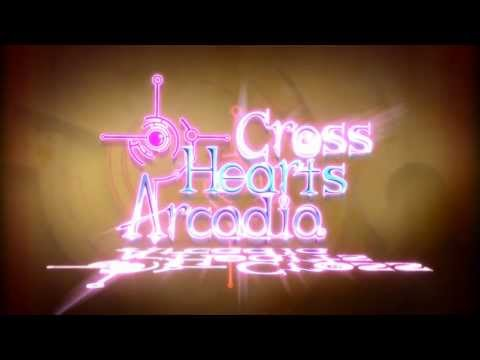 RPG Cross Hearts Arcadia - Official Trailer