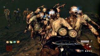[TranZit World Record] Black Ops 2 Zombies Gameplay: Solo sur Green Run par belogoal