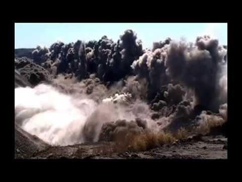 Blast Movie - Peak Downs Mine